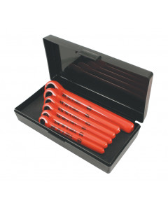 Insulated Ratchet Wrench 6 Piece Inch Set