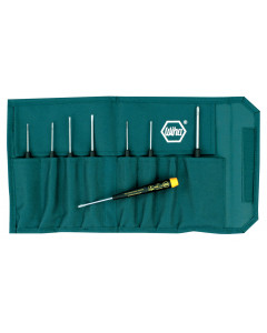 8 Piece ESD Safe Precision Screwdriver Set