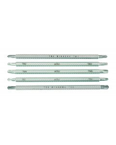 Drive-Loc VI Torq Set and Triwing 5 Blade Set