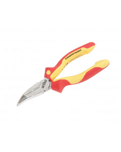 """Insulated Bent Nose Pliers 6.3"""""""