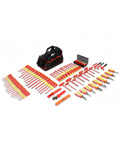 Insulated Electrician 80 Piece Set