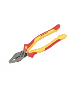 Insulated Industrial High Leverage Combination Pliers 8""