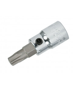 "Security Torx® Bit Socket 3/8"" Square Drive"