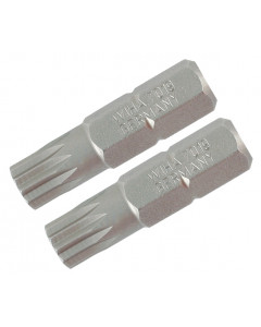 Triple Square XZN Insert Bit 2 Pack