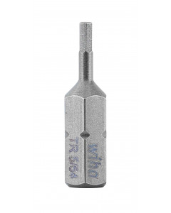 Security Hex Inch Insert Bit 2 Pack