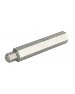 "Hex Metric Long Insert Bit on 5/16"" Stock 12mm"