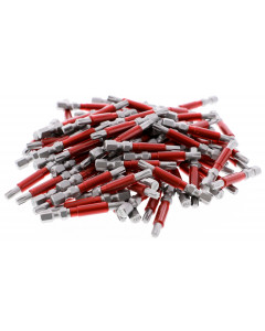 Terminator Impact Power Bit Torx T25 Bulk Pack of 100 Bits