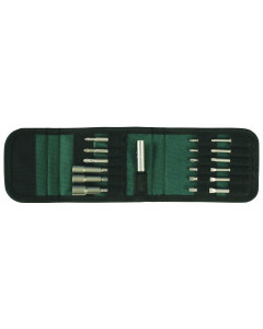 Quick Change Bit Belt Pack 19 Piece Set