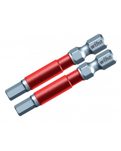 Hex Inch Terminator Impact Power Bit 2 Pack