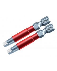 Square Terminator Impact Power Bit 2 Pack