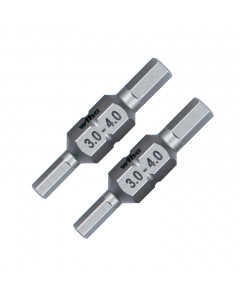 Hex metric Double End Ultra Bit 2 Pack