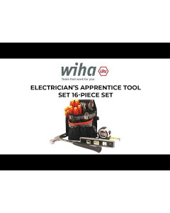 Electrician's Apprentice Tool Set 16-Piece