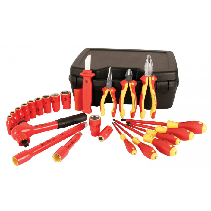 Insulated Set 24 Pieces With 1/2