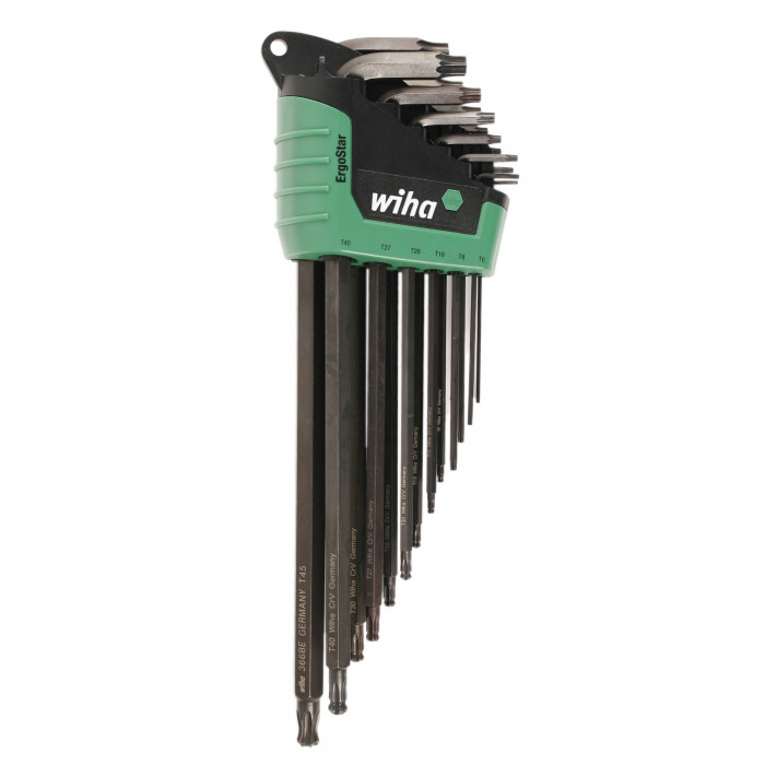 13 Piece Torx® Ball End Hex L-Key Set