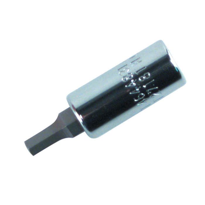 Hex Inch Bit Socket 1/4 Sq Drive 1/16
