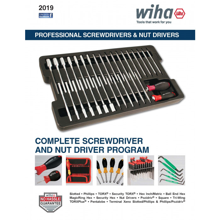 Screwdrivers and Nut Drivers Catalog