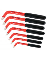 Insulated Metric Hex L-Key 7 Piece Set