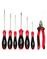 SoftFinish Screwdriver Drivers & Cutters 7 Pc. Set