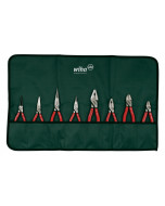 Soft Grip Pliers/Cutters 8 Piece Set