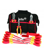 Insulated Pliers/Screwdrivers 13 Piece Set