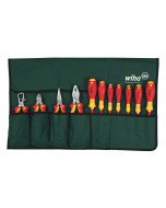 Insulated Pliers/Cutters/Screwdrivers 11 Piece Set