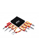 Insulated Pliers/Cutters/Knife 8 Piece Set