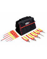 Insulated Industrial Cutters/Drivers Set