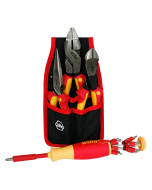Insulated Pliers Cutters and Pop-Up Set