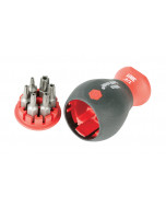6-in-1 Stubby Bit Holder Security Torx® Set