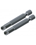 "2.0"" / 50mm Tri-Wing Power Bit 2 Pack"