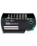 8 Piece Security TorxPlus XSelector and Bit Holder Set
