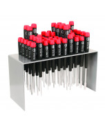 Master Technicians Bench Top 50 Piece Precision Screwdriver Set With Pentalobe