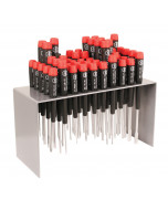 Master Technicians Bench Top 50 Piece Precision Screwdriver Set